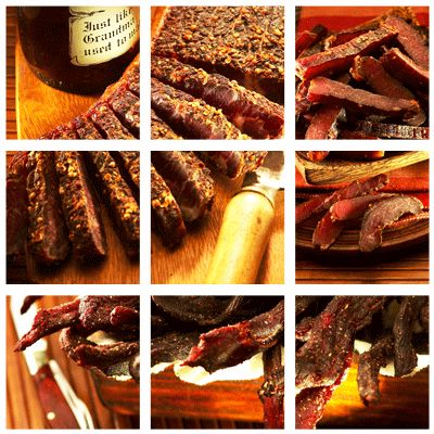 ..and a piece-y biltong for the road ;)