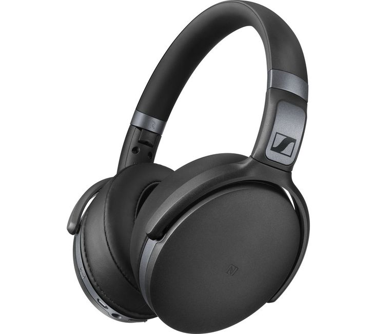 SENNHEISER HD 4.40 AE Wireless Bluetooth Headphones - Black, Black: Top features: - Wireless Bluetooth… #Electrical #HomeAppliances