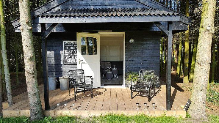 Bijzonder overnachten in een Tiny House - Origineel overnachten