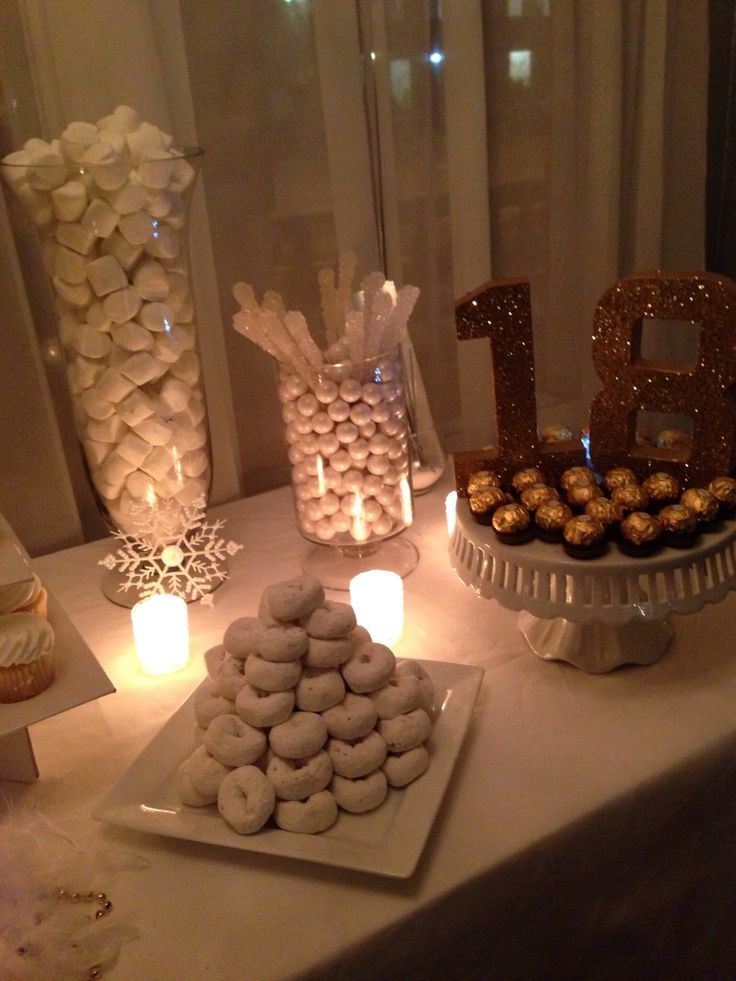 The Best Th Birthday Party Ideas On Pinterest Th Party - Table decoration ideas for 18th birthday