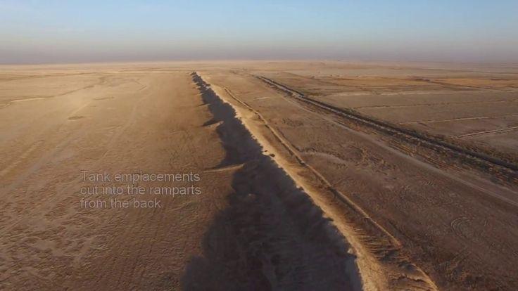 Iran-Iraq war remains at Charax Spasinou, Iraq