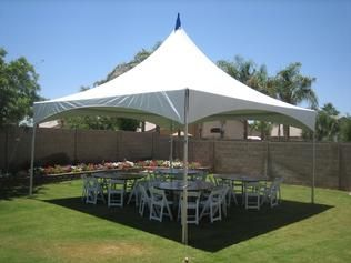 Tent rental prices, tent accessory prices, dance floor rental, tent uplighting…