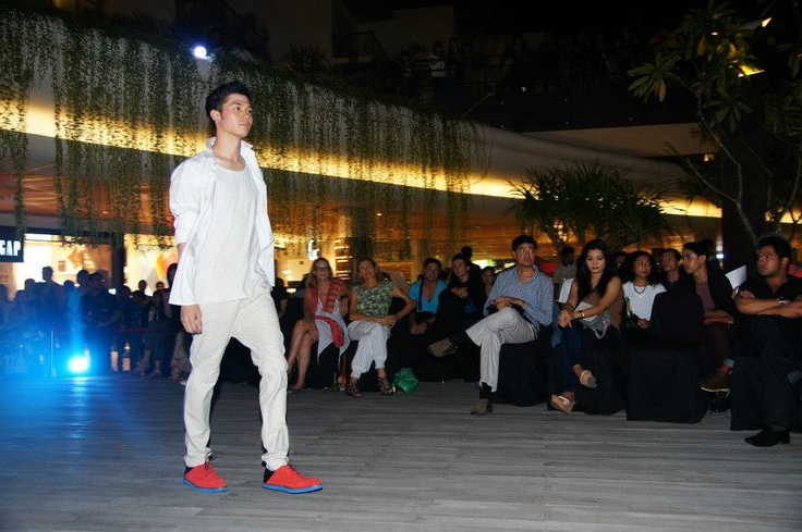 Beachwalk Bali Fashion Show