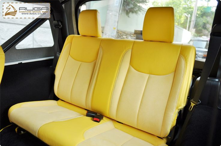 jeep wrangler grey yellow and black custom interior custom stitch seats auto addiction. Black Bedroom Furniture Sets. Home Design Ideas