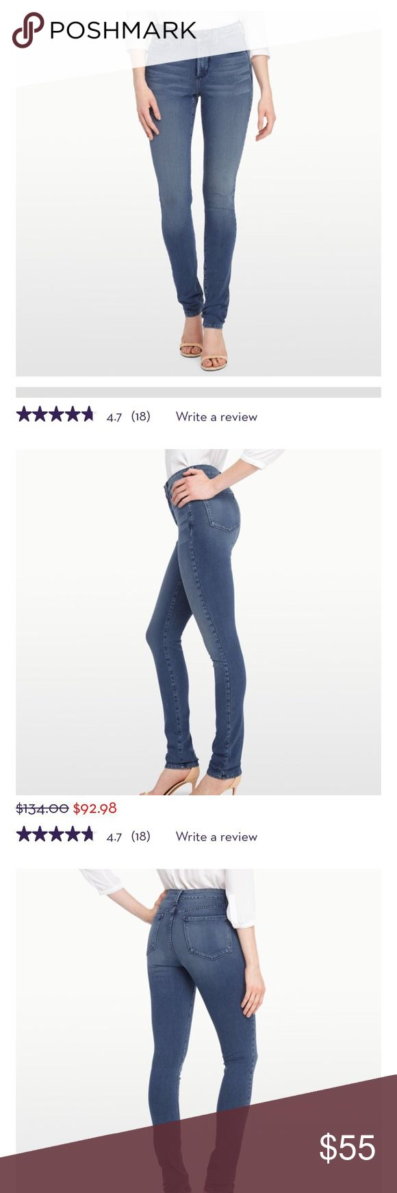 Alina NYDJ 360 stretch jeans Super comfortable. Never worn. Love these jeans but need a 33 inseam. These are 32 NYDJ Jeans Skinny