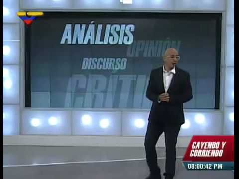 (Vídeo) Pérez Pirela desmonta mentira sobre renuncia de Andrés Izarra