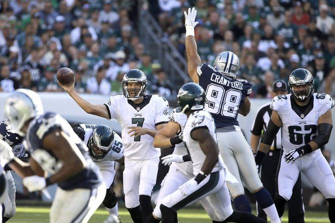 A look at the latest Philadelphia Eagles news and headlines for Sept. 29