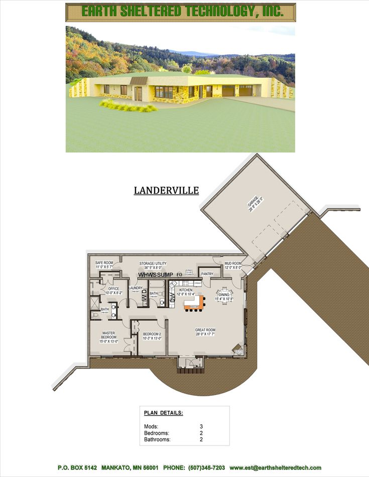 17 best ideas about underground homes on pinterest earth for Earth contact home plans