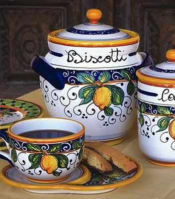 70 Best Deruta Pottery Etc Images On Pinterest Italian