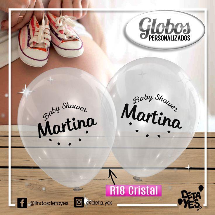 Globos Personalizados para Baby Shower, Somos @deta_yes , Envíos a Toda Colombia, Pedidos 3185657519