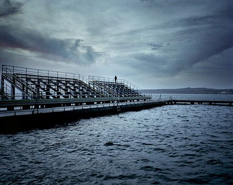 By Rafal Milach from his series Black Sea of Concrete ©Rafal Milach