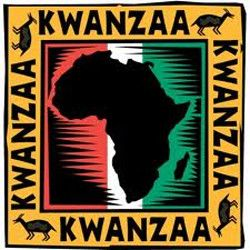 "Heri za means Happy Kwanzaa. The greeting for each day of Kwanzaa is is Habari Gani? which is Swahili for ""What's the News?"" The holiday greeting is ""Joyous Kwanzaa."" The name Kwanzaa comes from the Swahili phrase ""matunda ya kwanza"" which means ""first fruits."""