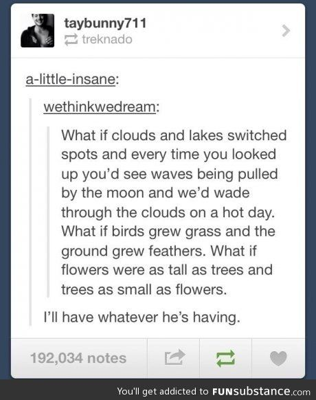 I'm actually on board with the whole feather grass thing