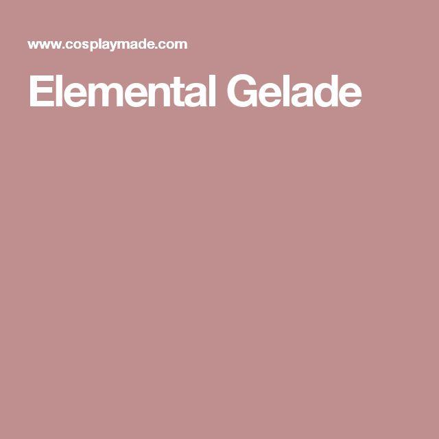 Elemental Gelade