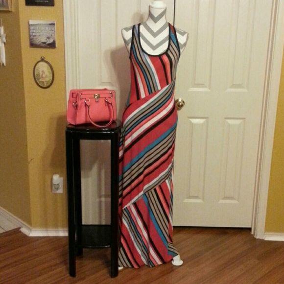 Dress Long colorful dress/Junior's Dresses Maxi