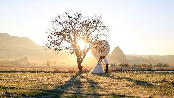 wedding cappadocia story by Galip Hasan Temur
