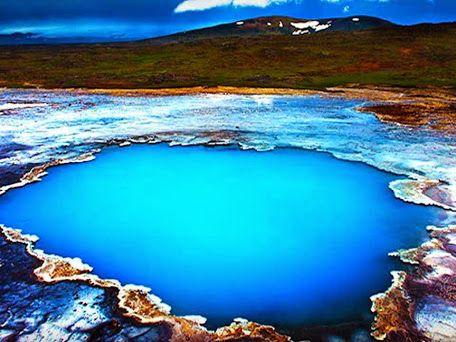 Google+laguna azul, islandia