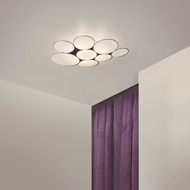 Gluc flushmount by arturo alvarez at lumens com · ceiling lightsceilings wallsshipslightingboatsceiling lampslight fixturesblankets