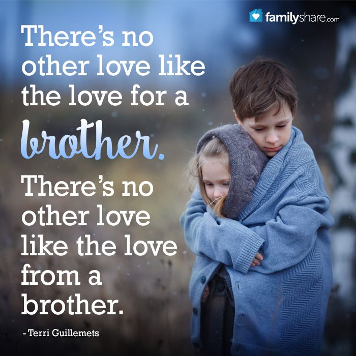 Picture For Brother Sister: Best 25+ Big Brother Quotes Ideas On Pinterest