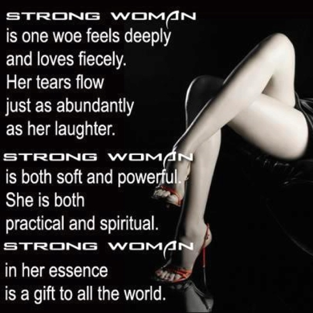 Strong Women Quoted: Quotes, Sayings & Inspirations