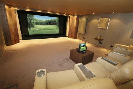 Home golf simulator google 03 p u b l i c golf for Room design simulator free
