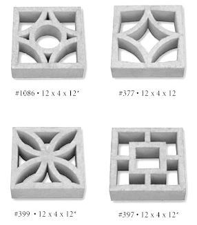 Wonderful 15+ Companies That Sell Decorative Concrete Screen Blocks   Comprehensive  List | Patio U0026 Deck | Concrete, Decor, Block Wall