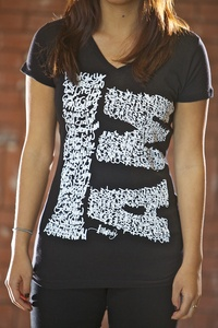 """""""i am"""" filled with 100 different names of Jesus #faith #christian #tshirt"""