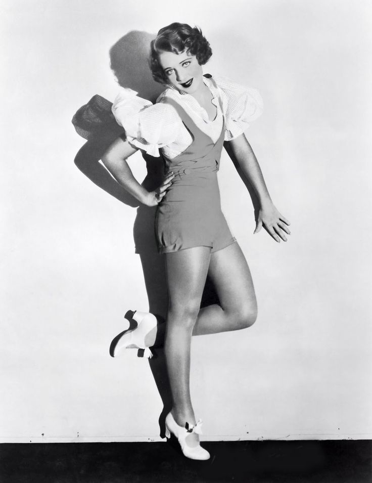ruby keeler tap dancing | Ruby Keeler: The buck stops here.