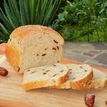 Сладкий медовый хлеб с финиками