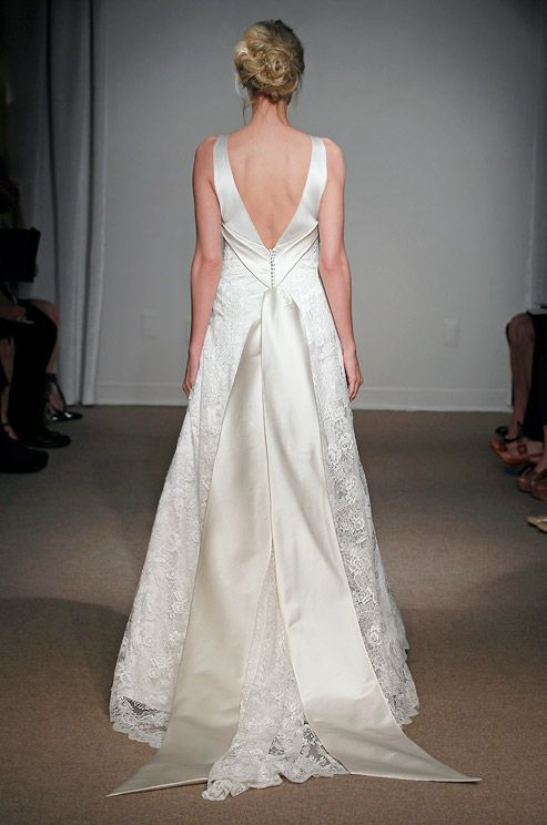 Anna Maier #wedding gown from Collection 37