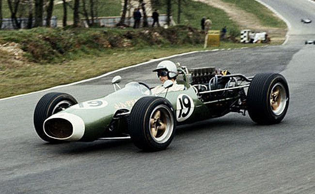1966 Cooper T73 - Ferrari (Chris Lawrence)