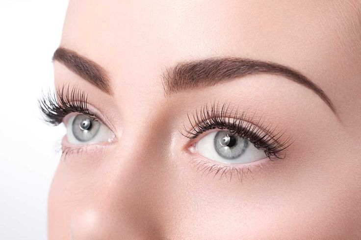 How Long Do Eyelash Extensions Last I like these pictures ...
