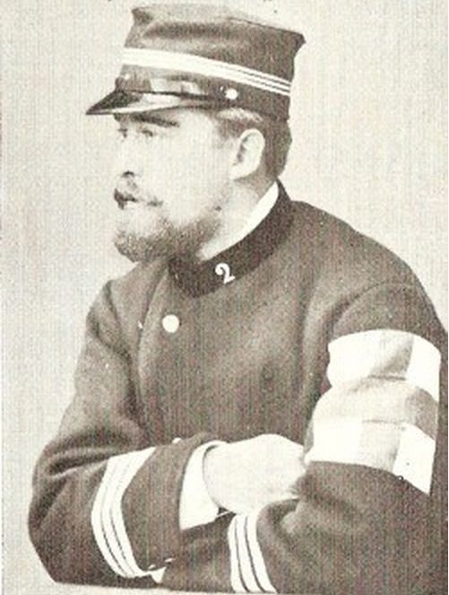 Cirujàno de Ambulancia Victor Kòrner Adwandter