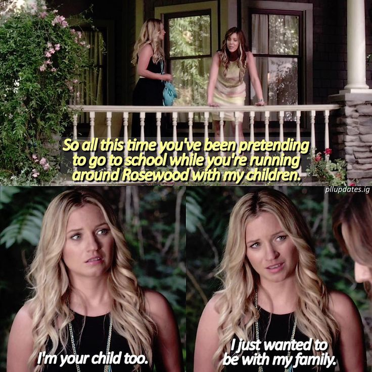 #PLL[6x10] I really shouldn't feel bad for CeCe at all but something about this line and the way she said it....