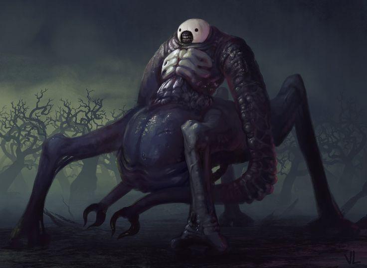 38 Best Nightmare Creatures Images On Pinterest Fantasy