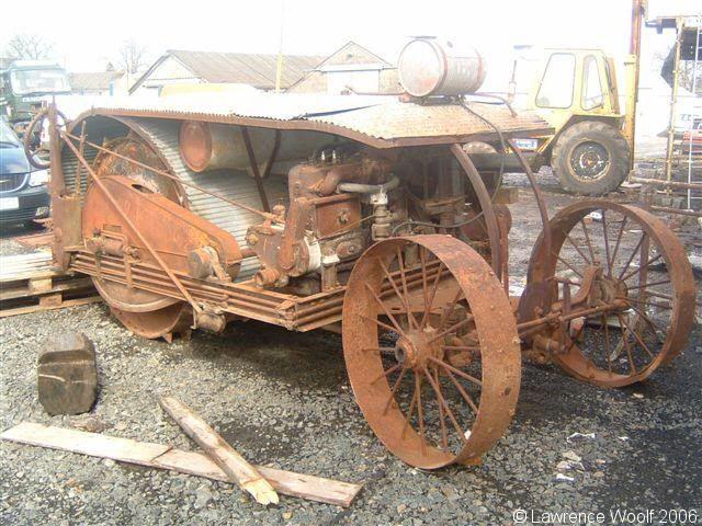 Tractor Rims 36 : Steel wheels the website for veteran tractors gray drum