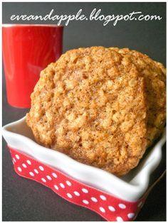 Eve and Apple: Stahl Judit zabpelyhes keksze