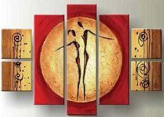 Image result for cuadros modernos para comedor