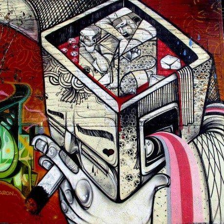 How & Nosm Murals in New York