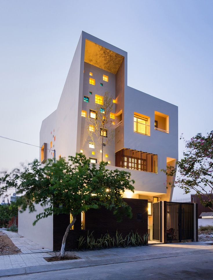 A luminous residence that encourages communication » Design You Trust. Design, Culture & Society.
