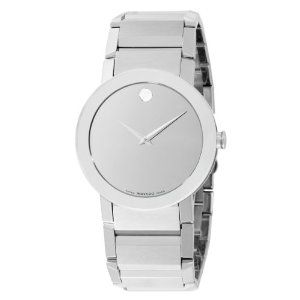 17 best images about movado watches museums movado men s 606093 sapphire stainless steel mirror dial watch product description amazon