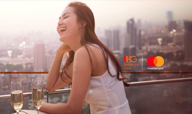 $100 Gift Card from Mastercard at Intercontinental Hotel Group - EDEALO
