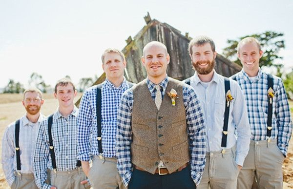 plaids skirts men's apparel for country rustic plaid wedding ideas