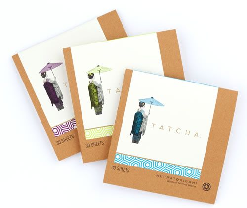Discover the Secret to the Geisha's Exquisite Complexion! TATCHA Aburatorigami Japanese Blotting Papers