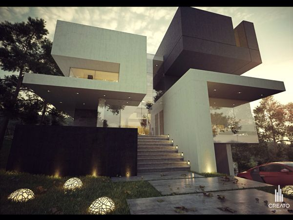 Casa la Villa / The Villa House #amazing #Guadalajara #project