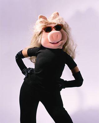 WOW, Miss Piggy!