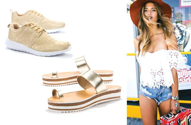#Blog: Καλοκαιρινά Σορτς: φορέστε τα με τα κατάλληλα παπούτσια! #shooz4all #fashion #tips