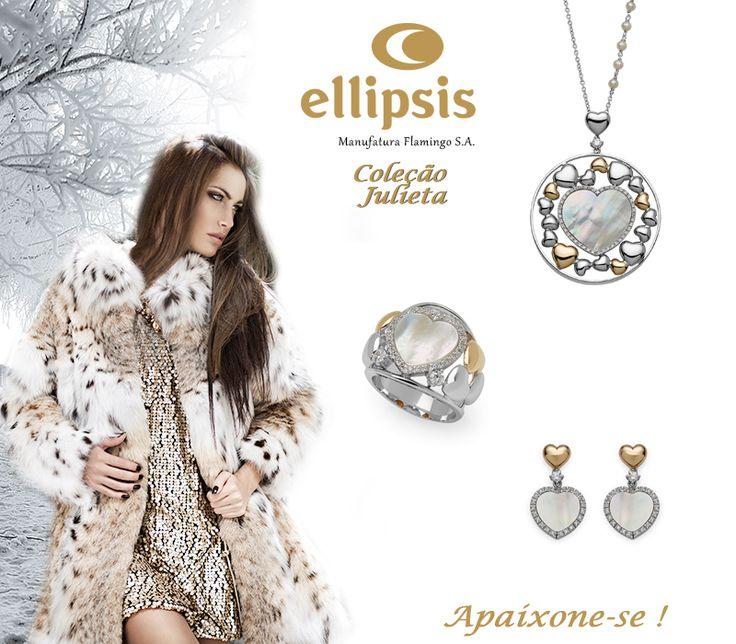 """Coleção """"Julieta"""" da ELLIPSIS ♥"""