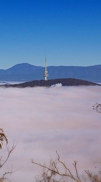 From Mount Ainslie - Canberra - Australia