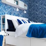 Bedroom Furniture - Beds, Mattresses & Inspiration - IKEA - LOVE bed and headboard!